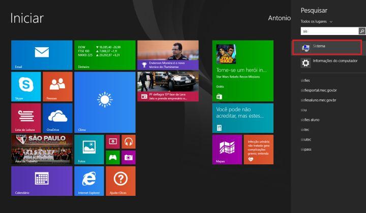 Como desativar as atualizações automáticas windows 8