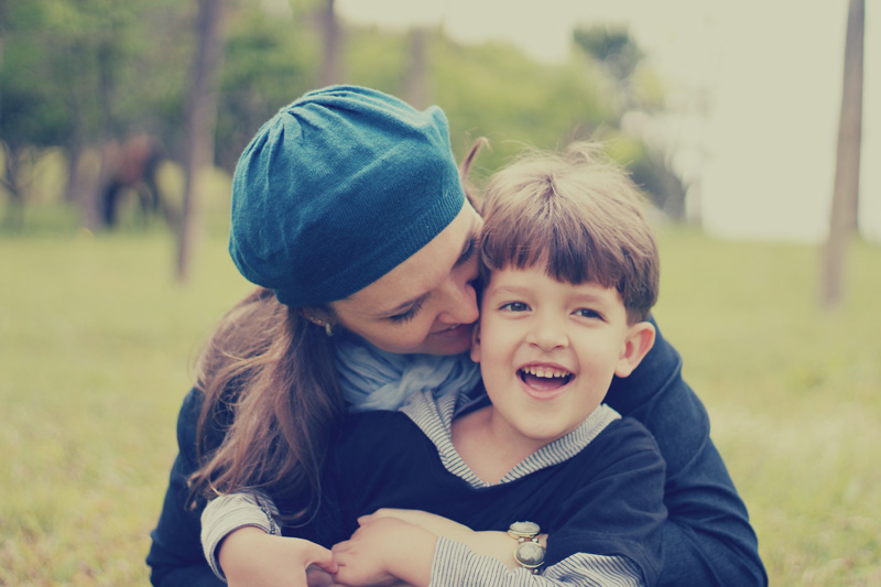 Precisamos Valorizar O Que Temos E Somos Família Mãe Pai E Filhos